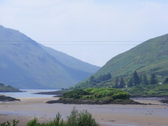 Killary Harbour, Leenane